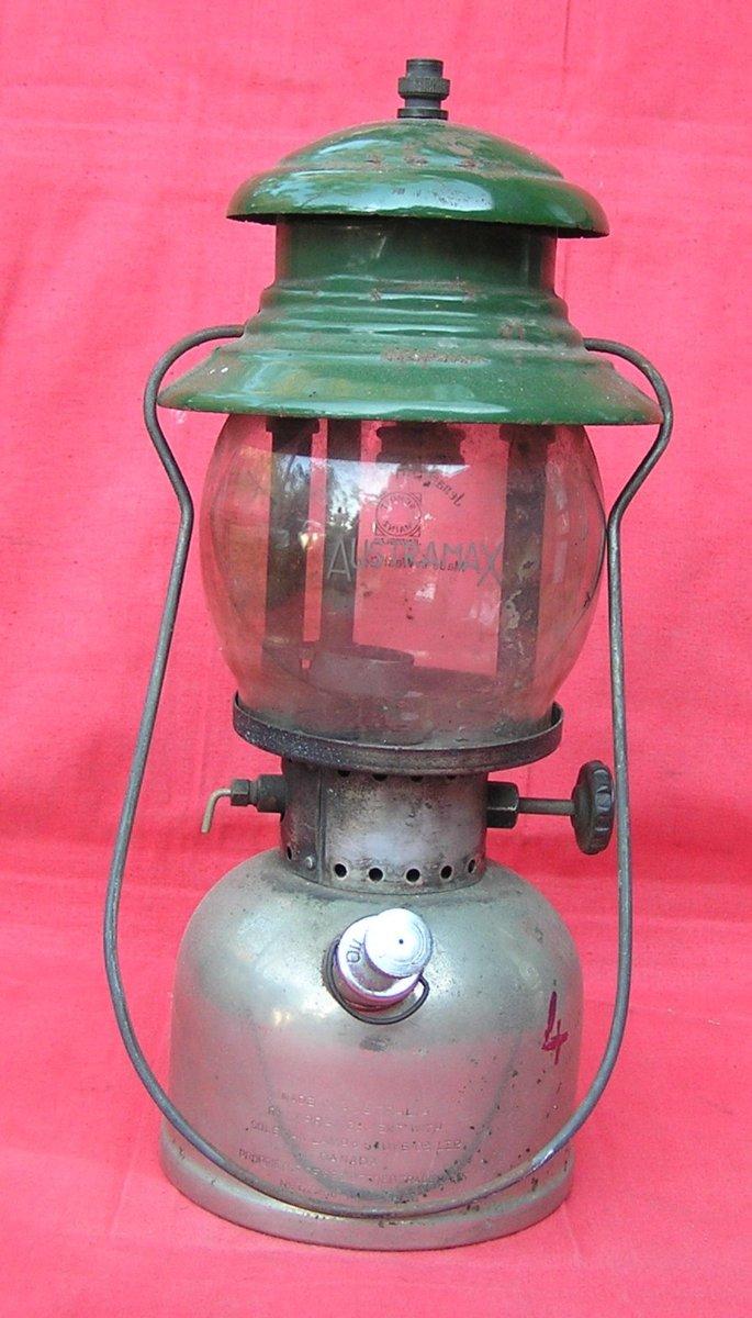 1951 COLEMAN 249 SCOUT Fettle | Classic Pressure Lamps & Heaters