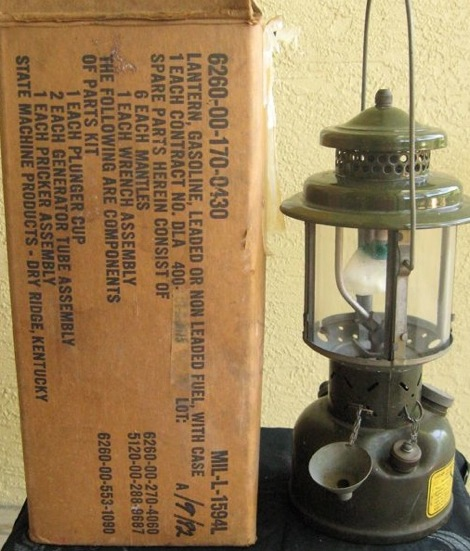 Classic Pressure Lamps & Heaters