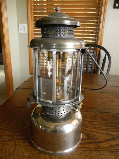 Dating coleman quick lite lamp