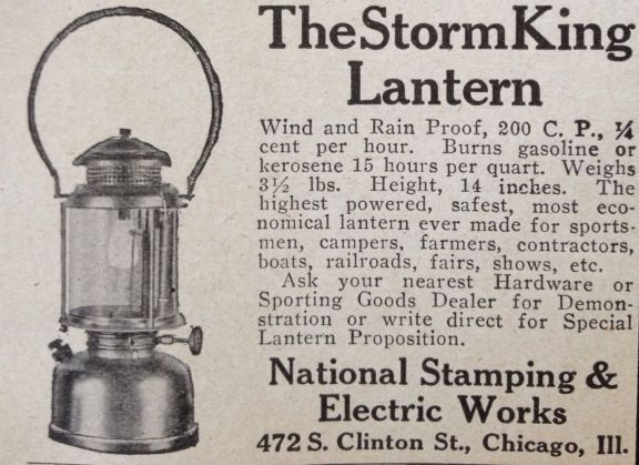 The History of The Knight Light Co | Page 2 | Classic