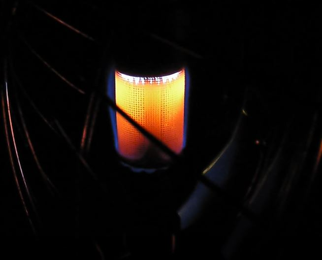 NEW Wick Bialaddin Vapalux Bowl Fire Paraffin Kerosene Heater Lamp NON Asbestos