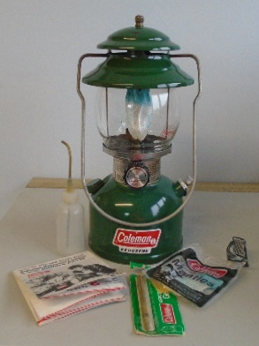 Coleman 201-700 Dec'81 | Classic Pressure Lamps & Heaters