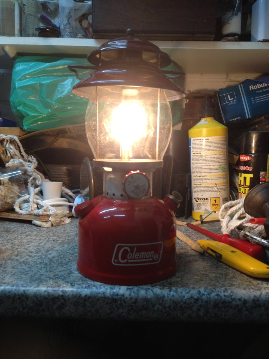 Coleman 200a | Classic Pressure Lamps & Heaters