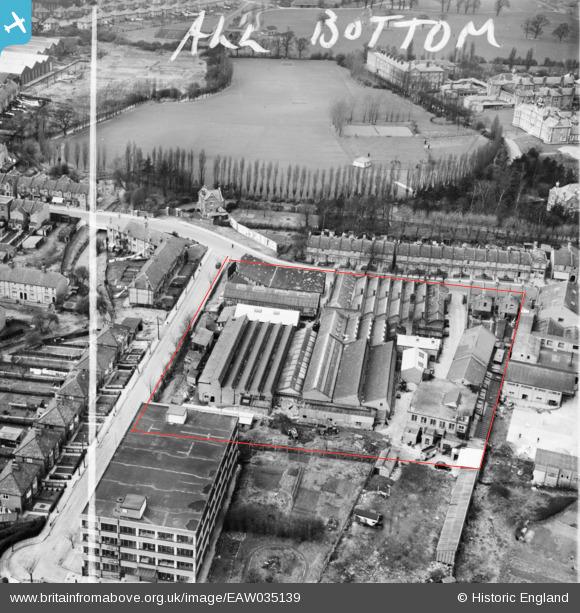 Tilley factory 114 Colindale ave ,Colindale 1951.jpg