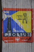 1954 Phoebus N 176 615 100 Hk Classic Pressure Lamps